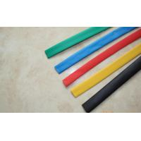 Multi Colored PVC Thermo Heat Shrink Wrap Tubing For Electrical Copper Row Manufactures