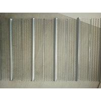 7/8 Expand Metal Rib Lath , Expanded Metal Grating Hot Galvanized Steel Manufactures