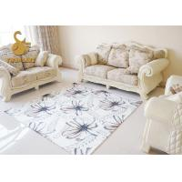 Swanlake Modern Style Area Rugs With Non Slip Backing OEM / ODM Available Manufactures