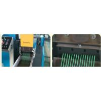 China Water Cooling Plastic Pelletizing Equipment , Stainless Steel Pellets Making Machine on sale