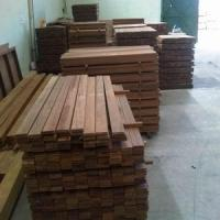 Solid Merbau Timber Floor Boards (M-T-FB) Manufactures