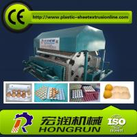 Automatic paper product making machine , Egg tray making machine 30,18,12,6 eggs Manufactures