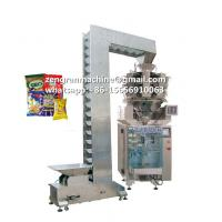 automatic weighting 50g-3000g granule plastic bag multihead weigher and packing machine Manufactures