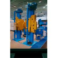 Head and tail stock welding positioner with Siemens BEIDE Motor and France Schneider Inverter Manufactures