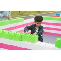 large lightweight educational building bricks giant building blocks for toddlers toys blocks plastic Manufactures