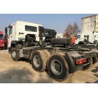 80R22.5 Radial Tire Prime Mover Truck HOWO76 Long Cab Single Sleeper Manufactures