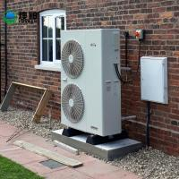 China Home Use Cold Climate Heat Pump Systems / Powerful Air Exchange Heat Pump on sale