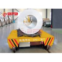 Long Distance Flexible Battery Transfer Cart High Load Capacity 1 Year Warranty Manufactures