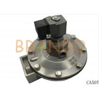 China Grey Color Pneumatic Pulse Valve CA50T Application for Industrial Dust Collector on sale