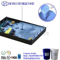 China RTV 2  Electronic silicone Rubber for Electrical Potting on sale
