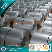 Corrosion Resistant Galvanized Steel Cold Rolled Steel Coil For Building Manufactures