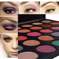 Private Label Eyeshadow Palette With 35 Foiled Colors , Eye Makeup Eyeshadow Manufactures