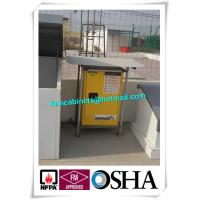 4 Gallons Safety Storage Cabinets For Gas Station, Flammable Safety Storage Cabinets Manufactures