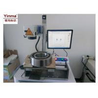 Yinma YM-1320B+ 20 Watt Laser Marking Machine For Metal / Letters Marking Manufactures