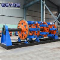 Copper Wire Planetary Stranding Machine Manufactures