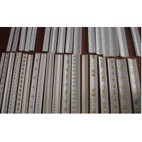 Quality PU Corner Decorative Cornice Crown Moulding for Interior / Exterior for sale