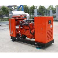 China 150KW Industrial Cummins Natural Gas Generator , Biogas CHP System Optional on sale
