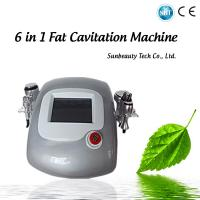 Quality 2012 NEWEST beauty machine 6 in1 Fat Cavitation Machine SS-126 for sale