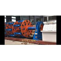 Quality 400~630mm Bobbin Size Cable Stranding Machine Planetary Steel Wire Armouring Machine for sale