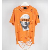 Fashion Personality designHole effect t-shirt for young men Manufactures