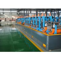 Automatic welded steel pipe production line/ERW tube mill machine Manufactures