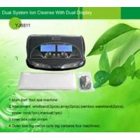 Dual System Ion Cleanse With Dual Display Manufactures