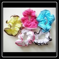 Fabric Ponytail Holder (PH08003) Manufactures