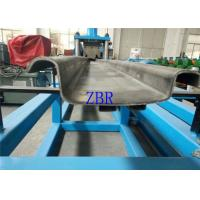 Building Material Custom Z Purlin Forming Machine Metal Roll Former 11-16 Forming Steps Manufactures
