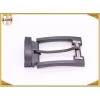 SGS Approved Various Sizes Gunmetal Buckle for Belt with Reversible Clip Manufactures