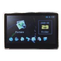 China Touch screen dv MP3 / MP4 / MP5 Player WES-5432 Support Micro SD on sale