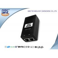 GME Switching Power Adapter 48V 0.5A Black Regulated AC DC Adaptor Manufactures