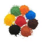 Epoxy Resin Furniture Powder Coating RAL 1014 Electrostatic Spray Powder Coating Manufactures