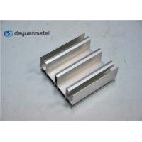 Bending / Cutting Window Frame Aluminum Extrusion Profile For House Decoration Manufactures