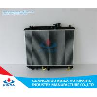 Aluminum Brazed Suzuki Radiator Custom Car Radiators For Suzuki Cultus / Swift GA11 OEM 17700 - 60G10 Year 95 Manufactures