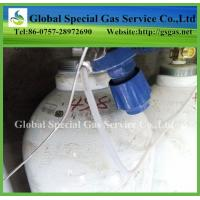 40L empty steel material industrial oxygen cylinder price is reasonable and competitive for sale