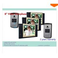 "China Wired 8"" TFT Color Video Door Phone, on sale"