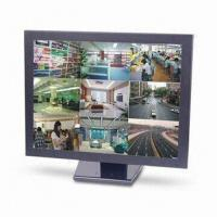 China 19-inch CCTV LCD Monitor with 3-D Digital Comb Filter and 3-D Digital Noise Reduction on sale