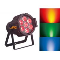 Buy cheap Wedding Decor Indoor Led Par Can Light Ip33 15w Rgbwa Uv 6 in 1 from wholesalers