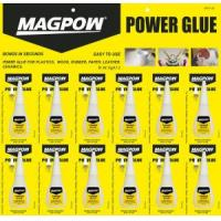 Daily Use Instant Adhesives and Glues, 502 Power Strong Glue, Magpow Cyanoacrylate Adhesive, Mpc122 Power Glue Manufactures