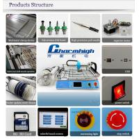 LED Homemade Pick And Place Machine SMT / PCB Assembly Equipment Manufactures