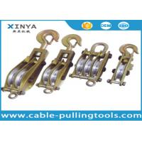 Snatch Steel Wire Rope Pulley Block Manufactures