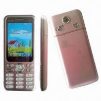 GSM Double-frequency Digital Mobile Phones/Qwerty Dual-SIM Card Phones with Touch Color Screen Manufactures