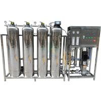 1TPH Water Manganese Sand Softener System With Stainless Steel Automatic Tank Manufactures