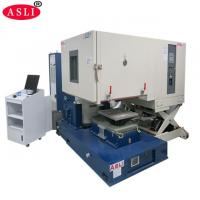 Temperature Humidity Vibration Combined Climatic Test Chamber Vibration Shaker Chamber Manufactures