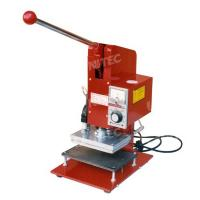 Buy cheap 500W Manual Stamping Machine For Bend / Cylindrical Substance from wholesalers