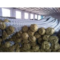 1.5 Inch Diamond Mesh Fence Powder Painted Chain Link Fence Any Ral Color Manufactures