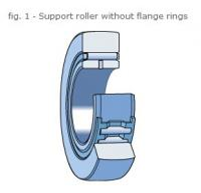 NNTR20x48x27 Track Runner Support Roller Bearing NNTR 2048 yoke type track roller bearing NNTR2048