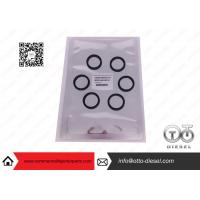 0 445 120 215 Bosch Injector Seal O-Ring 6 Pieces Repair Kits Black Manufactures