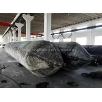 China CCS pneumatic inflatable marine natural rubber airbag for ship launching and lifting on sale