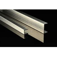 Polished Finishes Bronze Stainless Steel U Channel U Shape Profile Trim 201 304 316 Manufactures